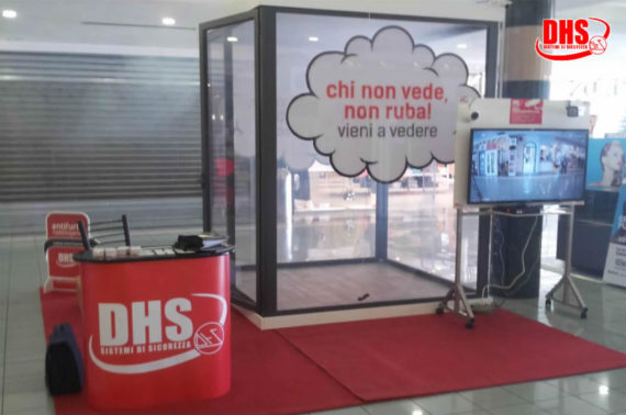DHS al Centro Commerciale Jambo